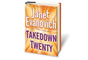 "Back off Lula, Kevin is my BFF: a review of ""Takedown Twenty"" by Janet Evanovich"