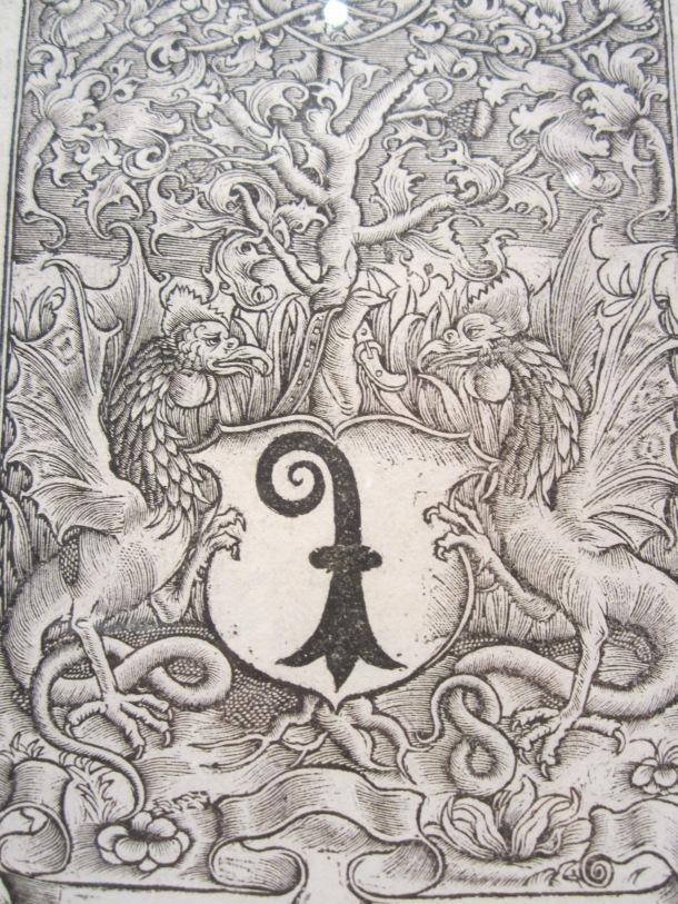 Canton Basel Print