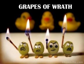 Five Fun facts about The Grapes of Wrath…