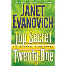 Top Secret Twenty-One: a review of Janet Evanovich's newest Plumadventure