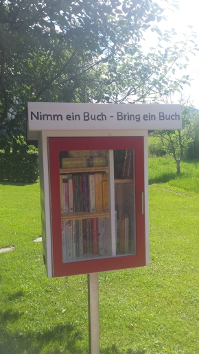 Little libraries