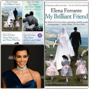 Kim Kardashian and Elena Ferrante: the problem with public privacy