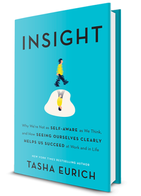 Insight: a personal review of Dr Tasha Eurich's latest book