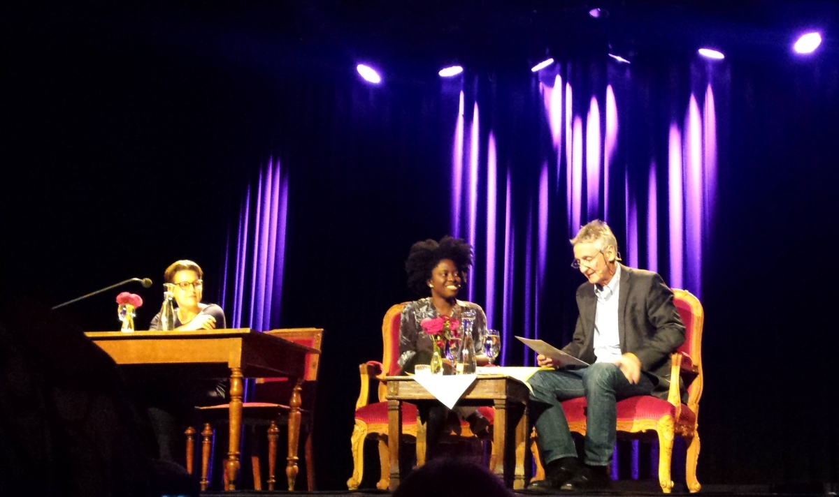 Yaa Gyasi in Zurich: a review of Homegoing
