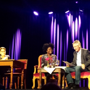 "Yaa Gyasi in Zurich and a Review of ""Homegoing"""
