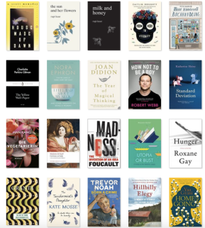 My Year of Reading