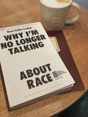 The importance of geography when having conversations about race: a review of Reni Eddo-Lodge's text on intersectionality