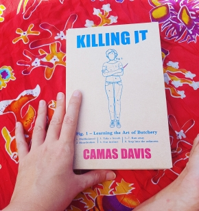 "Re-learning to eat animals: a review of ""Killing It"" by Camas Davis"