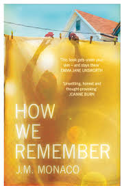 "A Review of J.M. Monaco's ""How We Remember"""