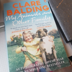 """Women in racing: a review of Clare Balding's memoir """"My Animals and OtherFamily"""""""