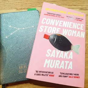 "Review of Sayaka Murata's ""Convenience Store Woman"": fitting into the capitalist ideal"