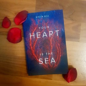 "Nature and Healing: a review of Nikita Gill's poetry collection ""Your Heart Is the Sea"""