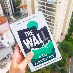 "John Lanchester's ""The Wall"": climate change, building walls, and the world's future"