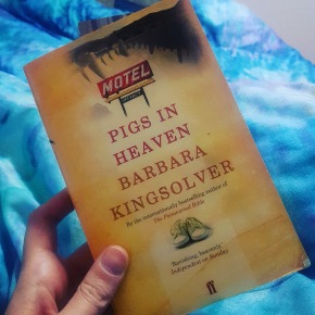 """Pigs In Heaven"": A review of Barbara Kingsolver's novel"