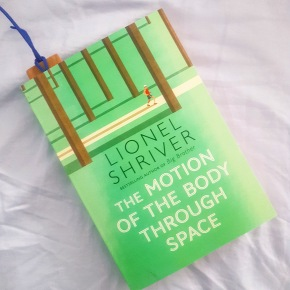 """Review of Lionel Shriver's new novel """"The Motion of the Body through Space"""": political correctness and exerciseculture"""