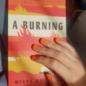"Book Review of Megha Majumdar's ""A Burning"": Social media, news, and factualreporting"