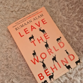 """Review of Rumaan Alam's """"Leave the World Behind"""": What happens when we ignorenature?"""
